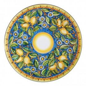 Tavolo in pietra lavica Sorrento