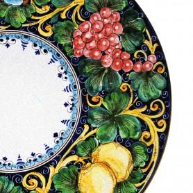 Tavolo in pietra lavica Ravello