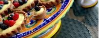 Piatti dolce & Fruttiere